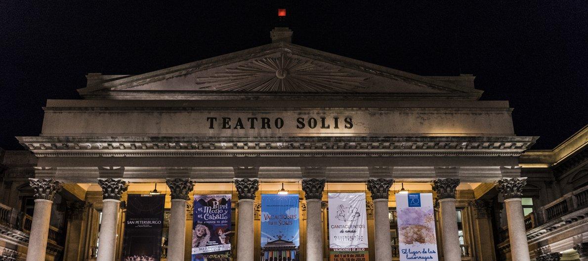 Teatro Solis: Desde 1856 generamos emociones, creamos futuro