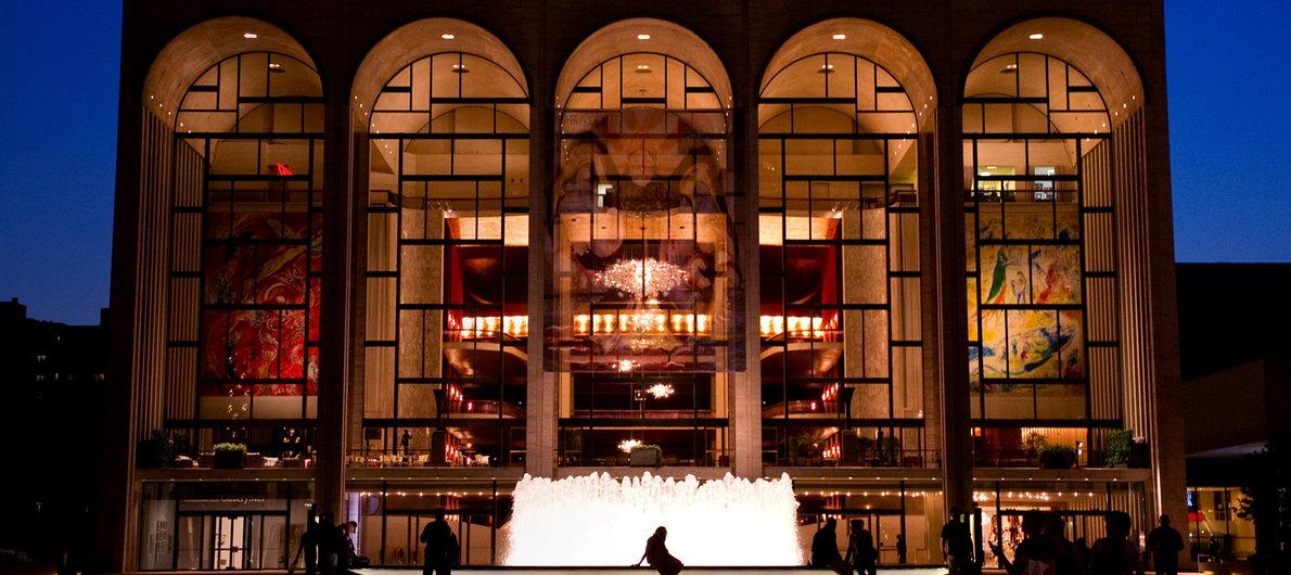 Temporadas The Met Live In Series