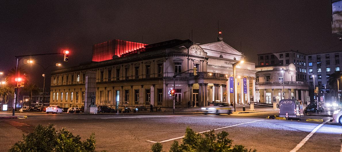Inversión en desarrollo tecnológico y mantenimiento edilicio del Teatro Solís