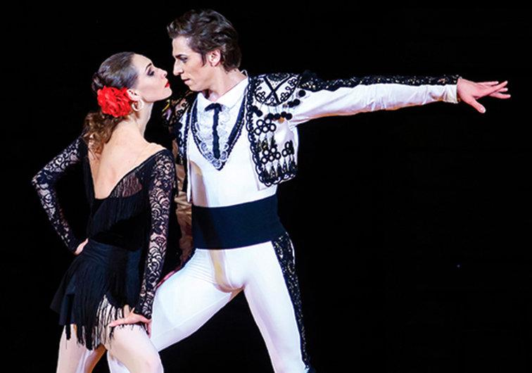 Carmen Suite/Petroushka | Proyección desde el Bolshoi