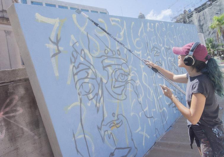 Muralismo urbano