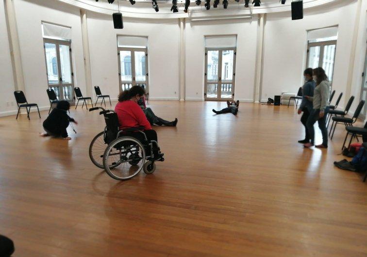 Taller de danza integradora